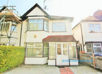 Thumbnail 3 bed terraced house to rent in Aprey Gardens, London