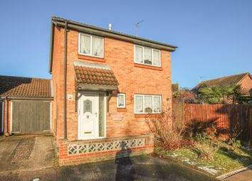 Thumbnail 3 bed detached house for sale in Fisher Close, Haverhill