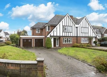 Thumbnail 4 bed semi-detached house to rent in Chigwell Park Drive, Chigwell