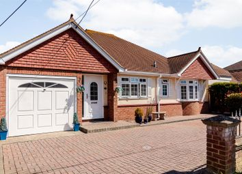 Thumbnail 4 bed detached bungalow for sale in Ash Road, Canvey Island