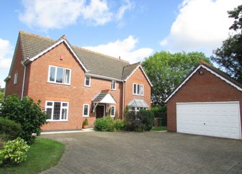Thumbnail 5 bedroom detached house to rent in Millwood Gardens, Longthorpe
