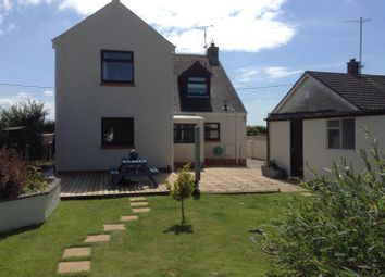 Thumbnail 4 bedroom detached house for sale in Houghton, Milford Haven