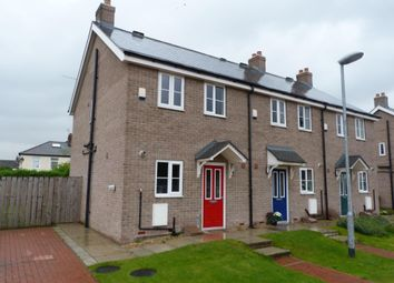 Thumbnail 2 bed end terrace house to rent in Winston Churchill Close, Hessle