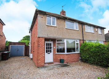 Thumbnail 3 bed semi-detached house for sale in Crabtree Road, Oxford