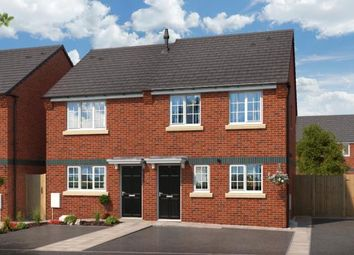 "Thumbnail 3 bedroom property for sale in ""The Cornflower At Lyme Gardens, Stoke-On-Trent"" at Wellington Road, Hanley, Stoke-On-Trent"