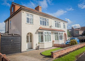 Thumbnail 4 bed semi-detached house for sale in Wellington Drive, Westbury-On-Trym, Bristol