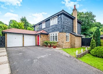 Thumbnail 4 bed detached house for sale in The Hawthorns, Hemel Hempstead