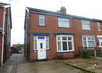 Thumbnail 3 bed semi-detached house for sale in Portman Road, Scunthorpe