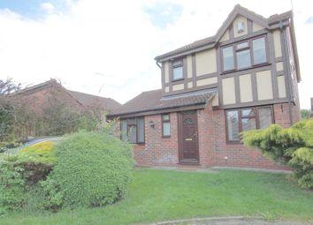 Thumbnail 4 bed detached house for sale in Mornant Avenue, Hartford, Northwich