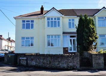 Thumbnail 5 bed semi-detached house for sale in Memorial Road, Hanham