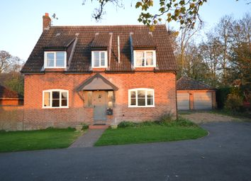 Thumbnail 4 bed detached house for sale in Laurel Close, Morley St. Botolph, Wymondham