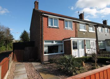 Thumbnail 3 bed town house for sale in Iona Way, Urmston, Manchester