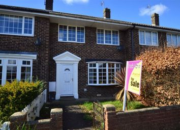 Thumbnail 3 bed terraced house for sale in Willow Green, Gilberdyke, Brough