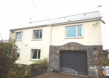 Thumbnail 4 bed detached house for sale in Cwm Cymach Uchaf Farmhouse, Glais, Swansea