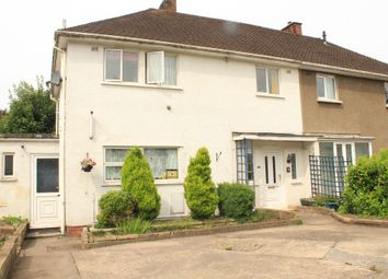 Thumbnail 3 bedroom semi-detached house for sale in Fishguard Road, Llanishen, Cardiff