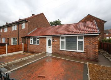 Thumbnail 1 bed bungalow for sale in Kirkstone Road, Hyde