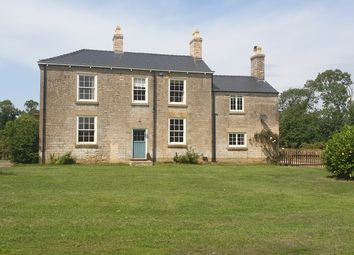 Thumbnail 4 bed country house to rent in B1188, Rowston Lincoln