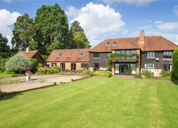 Thumbnail 6 bed barn conversion for sale in Stairs Hill, Empshott, Liss, Hampshire