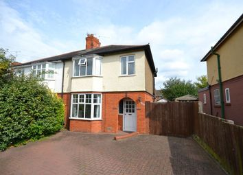 Thumbnail 3 bed semi-detached house for sale in Main Road, Duston, Northampton