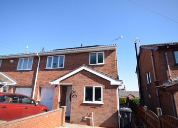 Thumbnail 3 bed property to rent in Oak Road, Ponciau, Wrexham