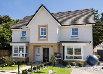 "Thumbnail 4 bedroom detached house for sale in ""Gleneagles"" at Haddington"