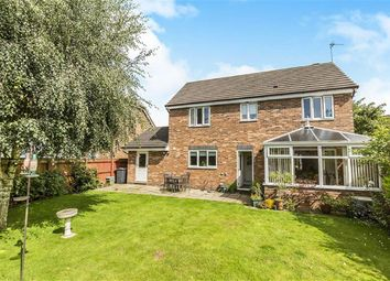 Thumbnail 4 bed detached house for sale in Woburn Way, Claughton-On-Brock, Preston