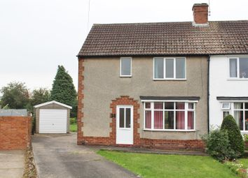 Thumbnail 3 bed semi-detached house for sale in Ash Crescent, Kirkby-In-Ashfield, Nottingham