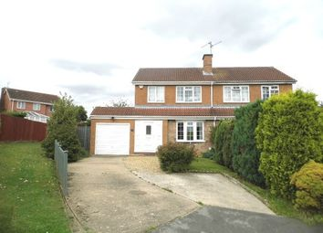 Thumbnail 3 bed semi-detached house to rent in Derby Close, Grantham