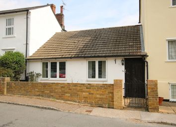 Thumbnail 2 bedroom terraced bungalow for sale in 5A The Downs, Dunmow, Essex