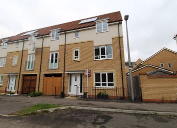 Thumbnail 5 bed semi-detached house for sale in Bodmin Place, Milton Keynes
