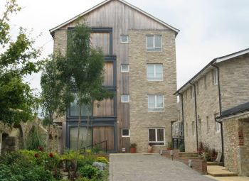 Thumbnail 1 bed flat to rent in Pymore Island, Bridport