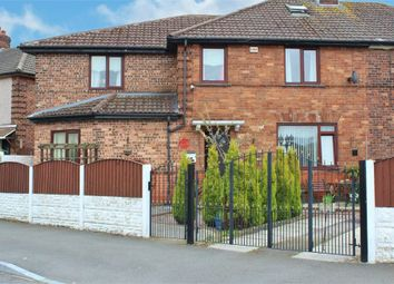 Thumbnail 4 bed semi-detached house for sale in Mottershead Road, Widnes, Cheshire