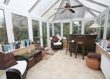 Thumbnail 4 bed detached house for sale in Wye Close, Barry