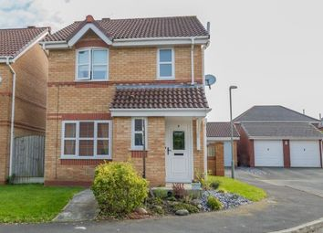 Thumbnail 3 bed detached house for sale in Crofters Meadow, Farington Moss, Leyland, Lancashire