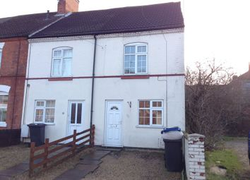Thumbnail 3 bed terraced house to rent in Upper Bond Street, Hinckley