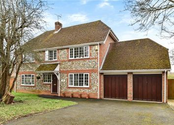 Thumbnail 5 bed detached house for sale in Nash Grove Lane, Finchampstead, Wokingham