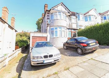 Thumbnail Semi-detached house for sale in Fairfields Crescent, Kingsbury, London