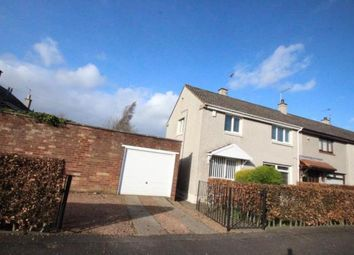 Thumbnail 3 bed end terrace house for sale in Drummond Place, Glenrothes, Fife