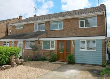 Thumbnail 3 bedroom semi-detached house for sale in Bushell Road, Poole, Dorset