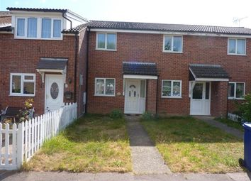 Thumbnail 2 bed terraced house to rent in Marigold Drive, Red Lodge, Bury St. Edmunds