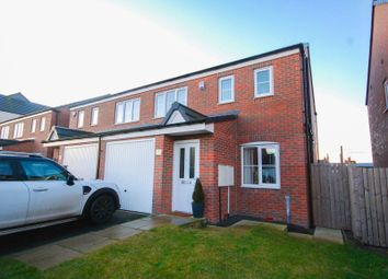 3 bed semi-detached house for sale in Flint Road, Sunderland SR4