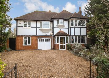 Thumbnail 5 bed property for sale in Grove Way, Esher