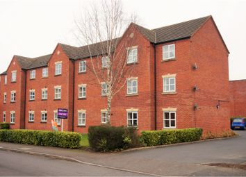Thumbnail 2 bedroom flat for sale in Old Toll Gate, Telford