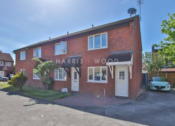 Thumbnail 2 bed end terrace house for sale in Darnel Way, Stanway, Colchester
