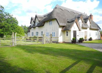 Thumbnail 4 bed cottage to rent in Cobblers Green, Felsted