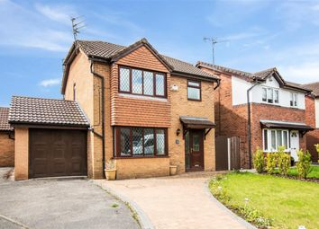Thumbnail 4 bed detached house for sale in Hindburn Drive, Worsley, Manchester