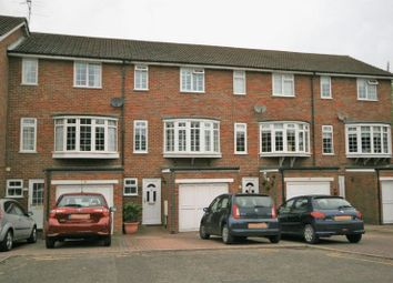 Thumbnail 3 bed terraced house to rent in Croft Court, Croft Road, Aylesbury