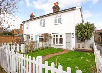 Weston Road, Thames Ditton, Surrey KT7. 2 bed end terrace house for sale