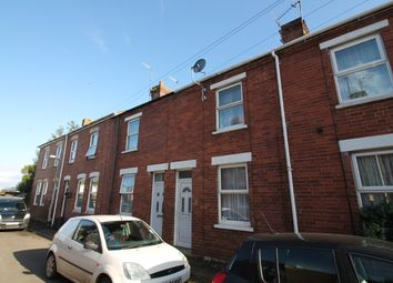 2 bed terraced house to rent in Cross View, Exeter EX2