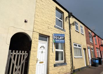 Thumbnail 2 bed terraced house to rent in Barlborough Road, Clowne, Derbyshire